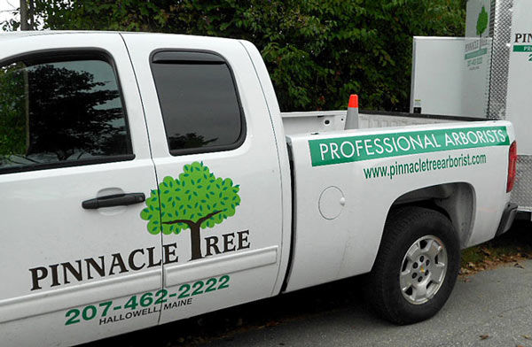 Clark Signs And Graphics Farmingdale ME - Decal graphics on cars